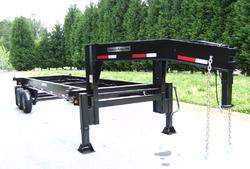 Foot Gooseneck Pull Trailer