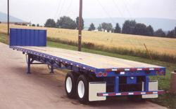 Steel Flatbed Trailer