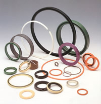 Packagings - Hydraulic Seals Pneumatic Seals - Wear Rings