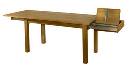 Dining Tables-Aura Oak Draw