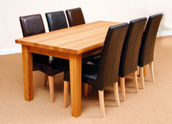 Dining Tables-Milano Oak