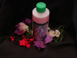 Island Girl Pink Cleansing Lotion