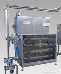 Ohmic Heating Machine - Manufacturer from Kasag Swiss AG, switzerland