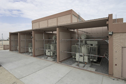 Concrete Substations