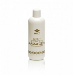 Body-Massage Oil With Tangerine Oil