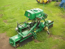 Ransomes Mounted Verticut