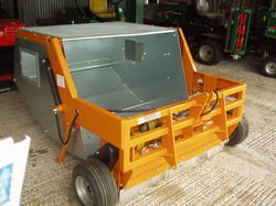 Sisis Sweeper /collector  pto Sweepoer/collector