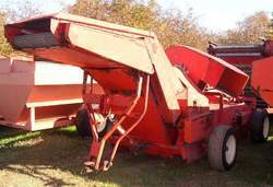 Flory 730 Almond Harvester