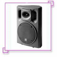 Pro Plastic Cabinet Speaker