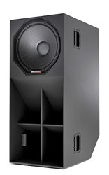 Rear Loaded Bass Horn18 Inch Subwoofer