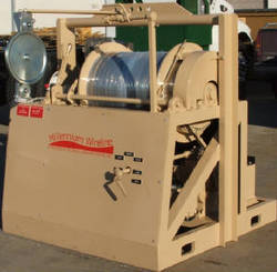 Logger Wireline Unit