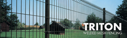 Triton Welded Mesh Fencing