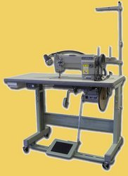 Needle Feed Walking Foot Machine