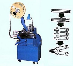 AC Cable Stripping Crimping Machine