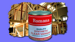 Romana Synthetic Clear Varnish
