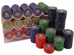Poker Chip Construction And Design | RM.