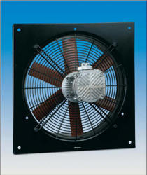 Axial Explosion Proof Fans - Eb Ex-Atex