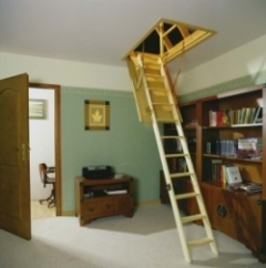 Lws P Smart Plus Attic Ladder