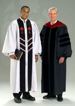 4433T/4431 Clergy Robe