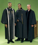 4436T/4473T/4430 Clergy Robe