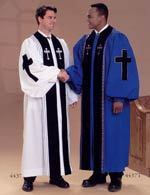 4437/4437T Clergy Robe