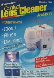 Contact Lens Cleaner/Clensatron