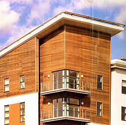 Composite Timber Cladding