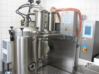 Bone Degreasing Unit