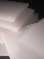 Solid Silicone (Medical Grade) rubber sheet