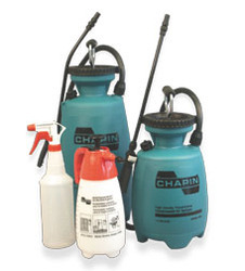 Commercial Grade, Compressed-  Air Sprayers