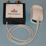 Pulse Oximeter And Plethysmography Sensor