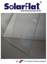 Solid Polycarbonate Sheets - Plain pattern