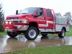 Urban Interface Wildland Fire Trucks