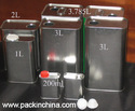 Olive Oil Tin, Tin Can, Oil Packaging, Tin Packaging