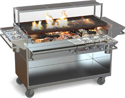 Robata Grill Manufacturer From Wood Stone Corporation Usa