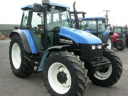 2003 New Holland TS115 Agricultural Tractor