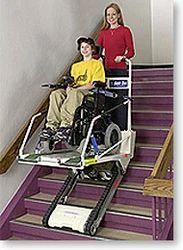 garaventa super trac wheelchair stair lift from evacuation chairs australia wholesaler of. Black Bedroom Furniture Sets. Home Design Ideas