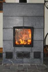 Contraflow Masonry Heater Core Kit