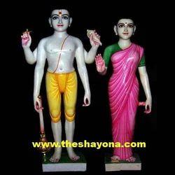 Simple Vishnu Laxmi