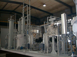 Compact High Pressure Electrolite System