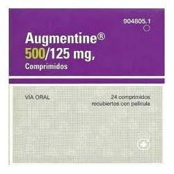 Generic Augmentin - Amoxicillin / Clavulanate Potassium