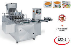 Cream Cohocolate Filling Machines