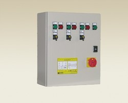 Direct Three Phase Control Panel