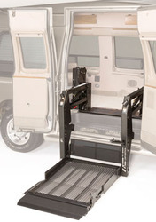 Dual-Arm Wheelchair Lifts