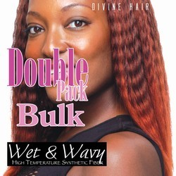 Divine Hair Wet & Wavy for Braiding