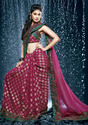 Designer Sequin Saree