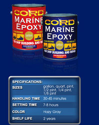 Cord Marine Epoxy Adhesive