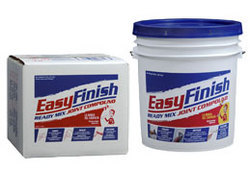 Easy finish all purpose ready mix joint compound from for Gold bond joint compound