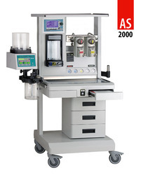 As 2000 Series Anesthesia Machines