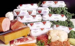Puree Meats And Vegetables